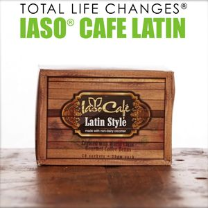Iaso® Cafe Latin Style