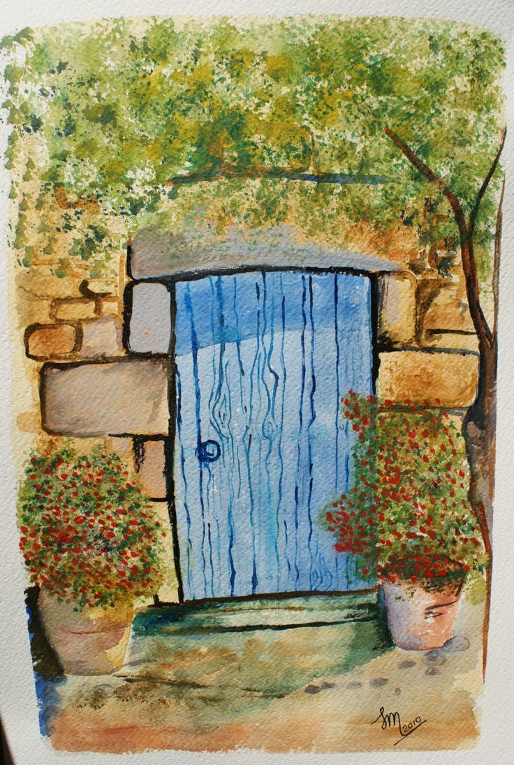 Corsica, porta azzurra