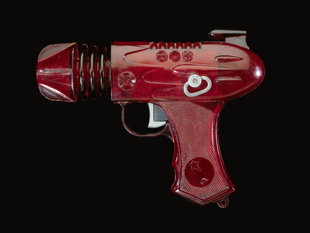 Old Fashioned Raygun