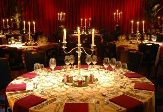 beauty and the beast wedding colors | Disney Beauty & the Beast reception. As I said, keeping it in the gold ...