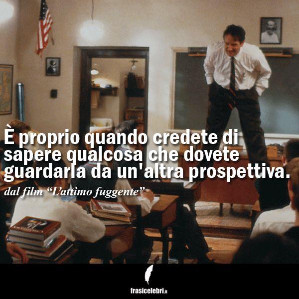 Le frasi dei tuoi film preferiti? Tutto a portata di click su www.frasicelebri.it! http://www.frasicelebri.it/film/