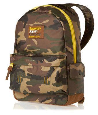 #superdry #jpshop84 #backpack #zaino #borsa #camo #militare