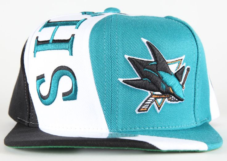 Hats Of San Jose Sharks
