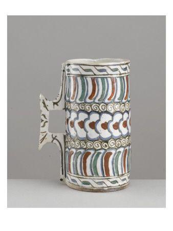 Hanap à décor de festons et spirales - Musée national de la Renaissance (Ecouen)