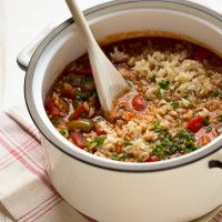 From our blog: Stuffed Pepper Soup -- Perfect one-pot meal for Phase 1 that your whole family will love! Tastes exactly like homemade stuffed peppers, but easier. Put this one in the regular rotation.