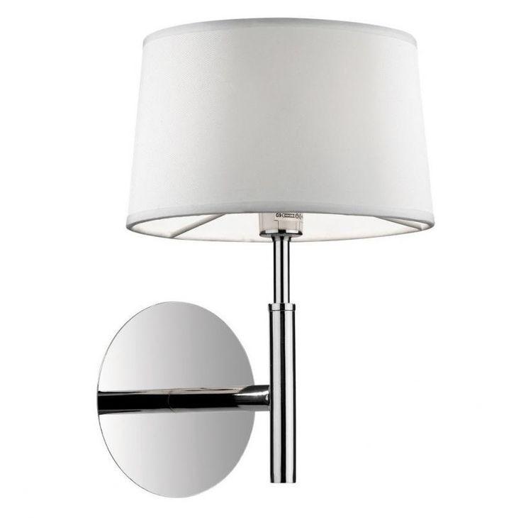 Aplica de perete HILTON AP1 75471 Ideal Lux - Corpuri de iluminat, lustre, aplice