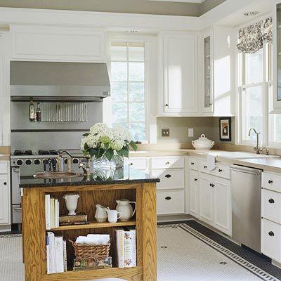 U-Shaped Kitchen Designs Square kitchen, Kitchens and Kitchen design