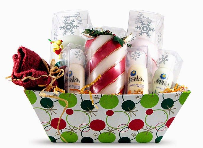 how to put together a gift hamper