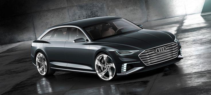 Behold The Angry, Angular Future Of The Audi Wagon
