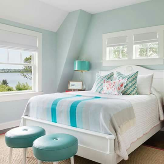Which Company Has Seafoam Green Paint Color