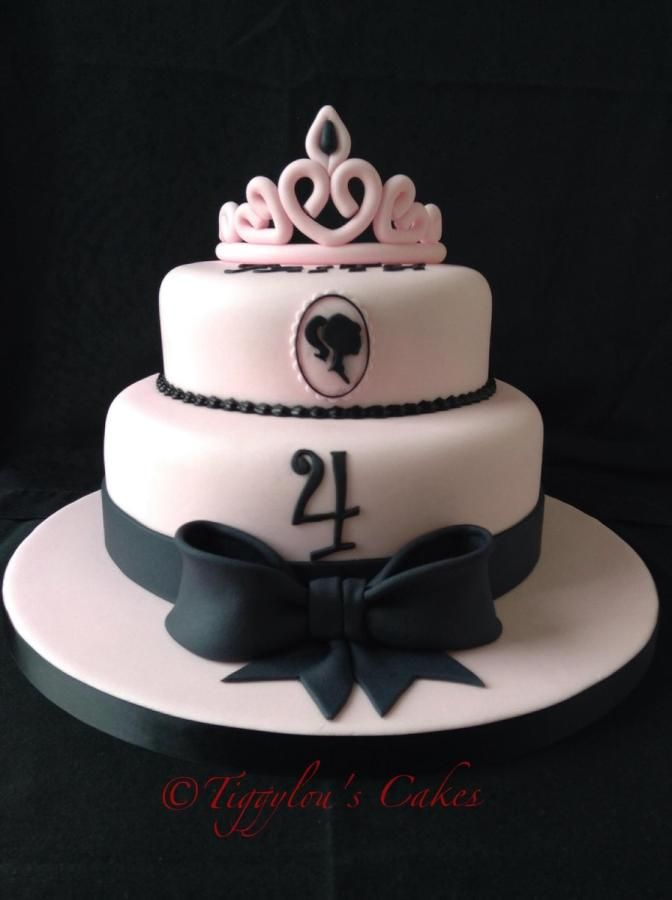 This cake was for a special little girl who loves barbie. Her mum loves the cameos and the silhouette effect, I think I filled the brief pretty well