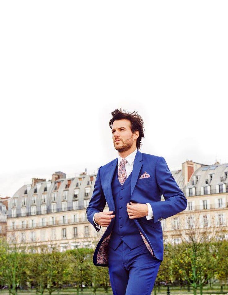 1000 id es sur le th me chemises de costume sur pinterest mouchoirs de poche cravates et - Chemise costume homme ...