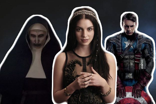 Pick Some Movies From This Year And We Ll Tell You Which Lady From Reign You Are Reign Fun Quizzes Personality Quizzes