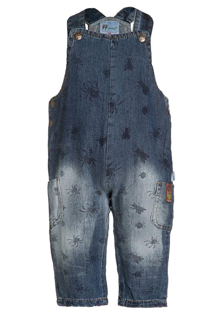 Jumpsuits & Tuinbroeken Gelati Kidswear Tuinbroek - blau Blauw denim/bluedenim: € 39,95 Bij Zalando (op 7-9-16). Gratis bezorging & retournering, snelle levering en veilig betalen!