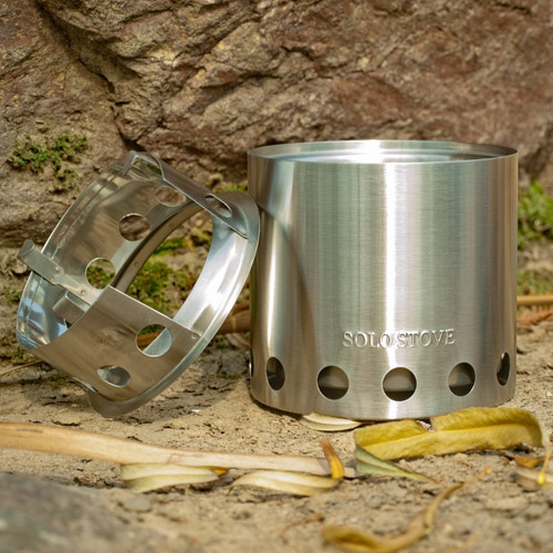 Solo Stove Store - Solo Stove, $69.99 (http://www.solostove.com/solo-stove/): Outdoor Gears, Gears Review, Solo Stoves, Camping Stoves, Stoves Preview, Outdoor Cooking, Compact Backpacks, Stoves Woods, Backpacks Stoves