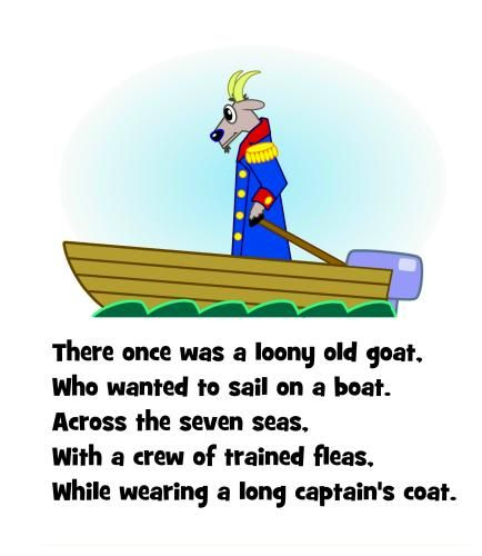 funny limericks for kids | Twisted: Illlustration Friday: journey