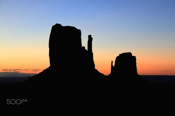 Landscape from Monument Valley - USA (Utah) by Fabrizio Casale on 500px