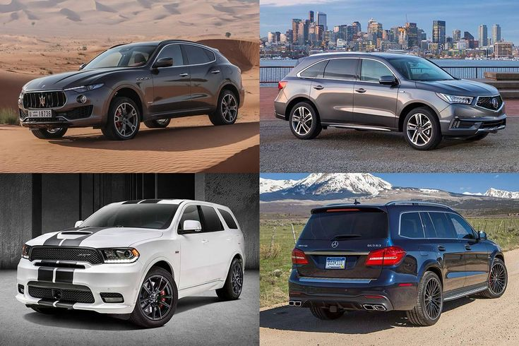 Pin On Suvs Crossovers