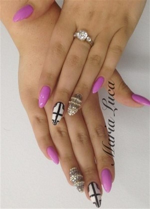 Cute Nail Designs For Spring Break Holidays