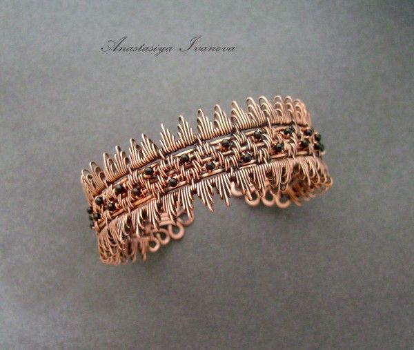 Wire Bracelets With Charms 2: Wire Bracelets And Armlets