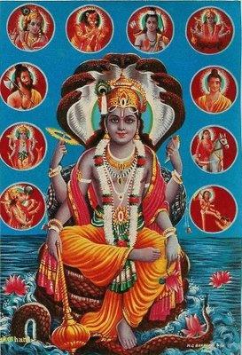 Waldorf ~ 5th grade ~ Ancient India ~ The Avatars of Vishnu ~ information