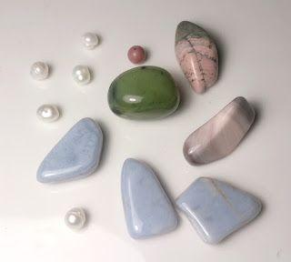 Najkrajší darček je môj blog, články o mineráloch