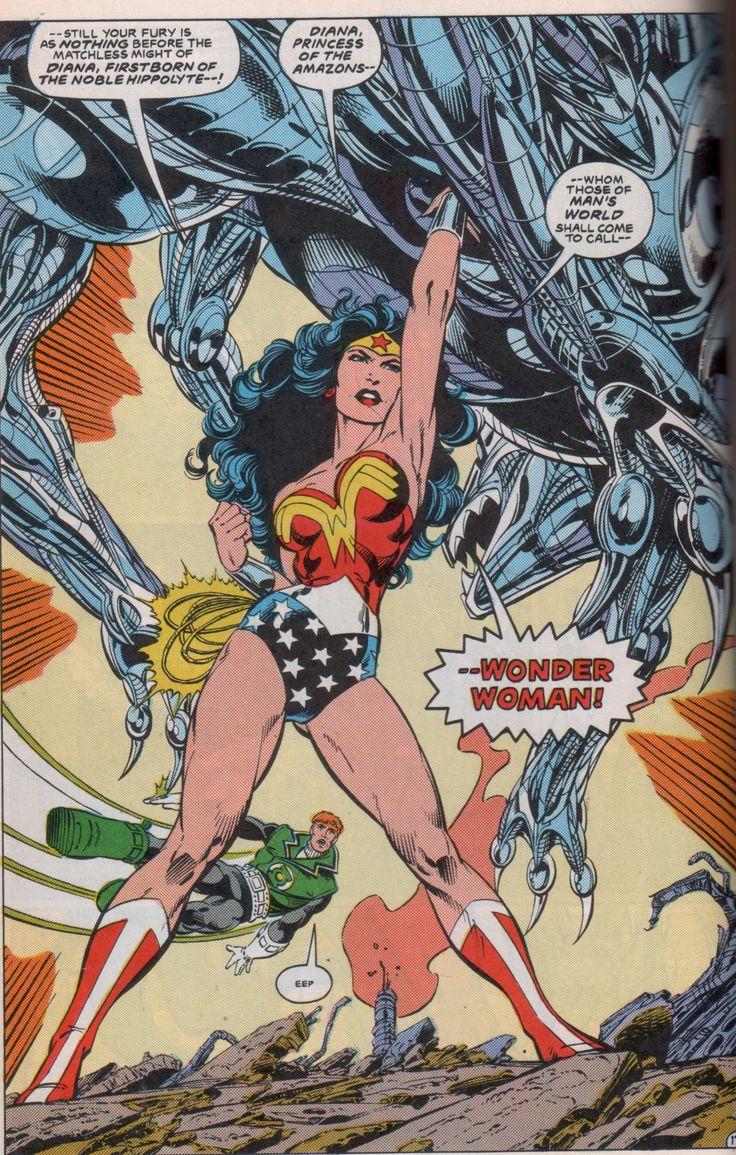 Wonder Woman by John Byrne                                                                                                                                                                                 More