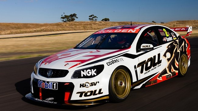 Holden Racing Team's new Commodore for 2013 V8 Supercar championship