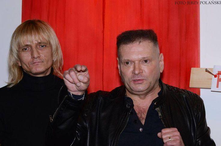 Krzysztof Rutkowski i Piotr Krajewski