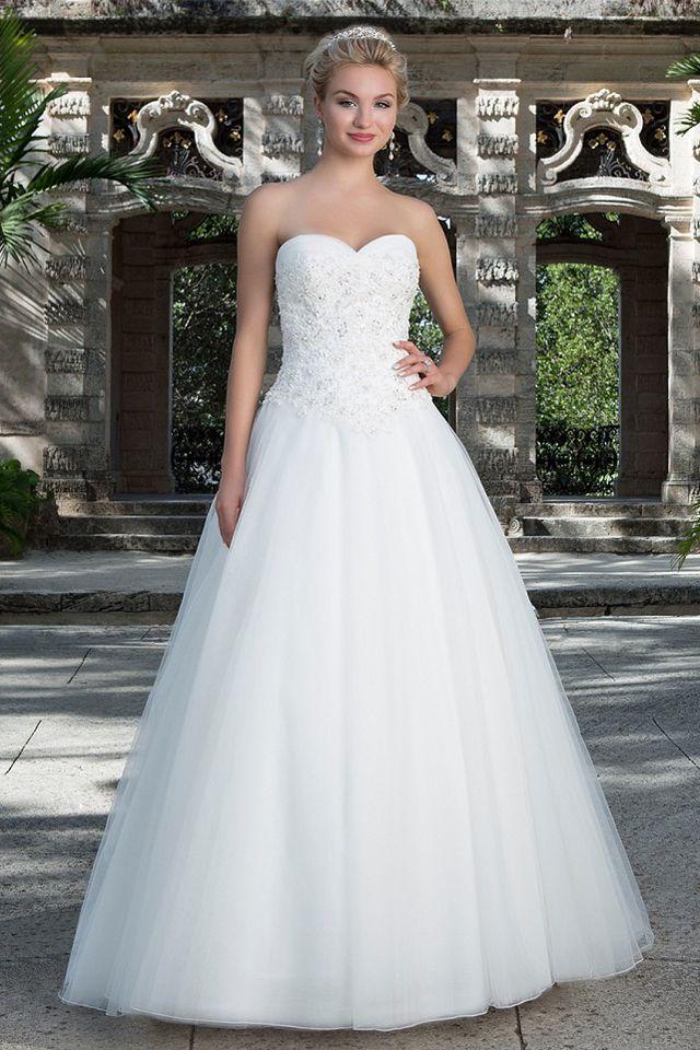 Suknia ślubna Sincerity 3901 2016