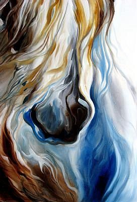 Detail Image for art MANE EVENT ~ An Equine Abstract