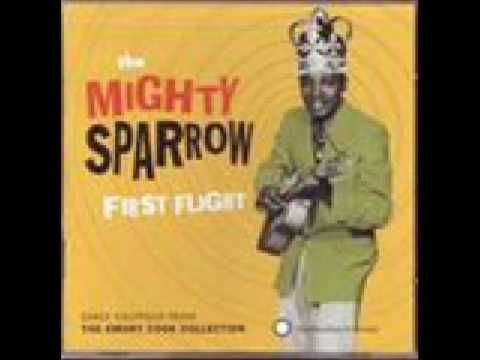 Mighty Sparrow - Party Classics - YouTube