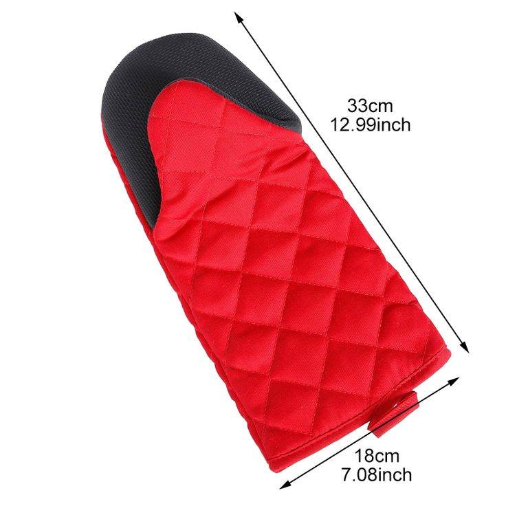 Oven Gloves Cotton Silicone Rhombus Mesh Heat Resistant BBQ Baking Kitchen Gloves Cooking Microwave Oven Mitts. Click visit to check price #Bakeware