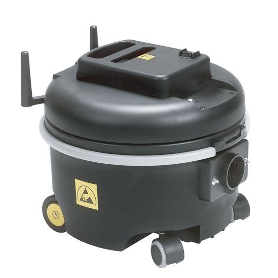 ESD-stofzuiger - ESD-vacuum cleaner