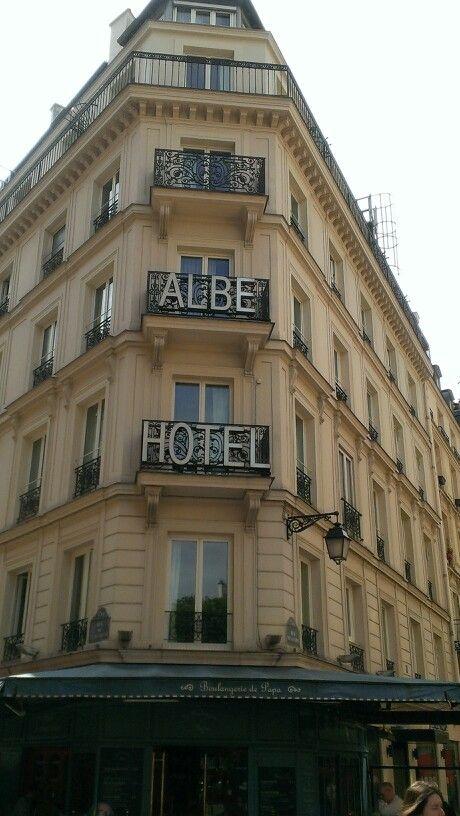 Paris Hotel Albe