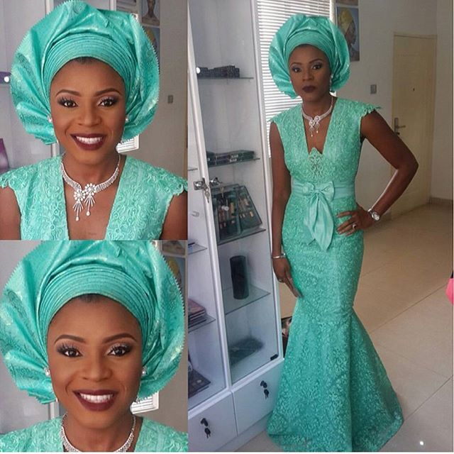 The colour and style is so sweet #asoebibella