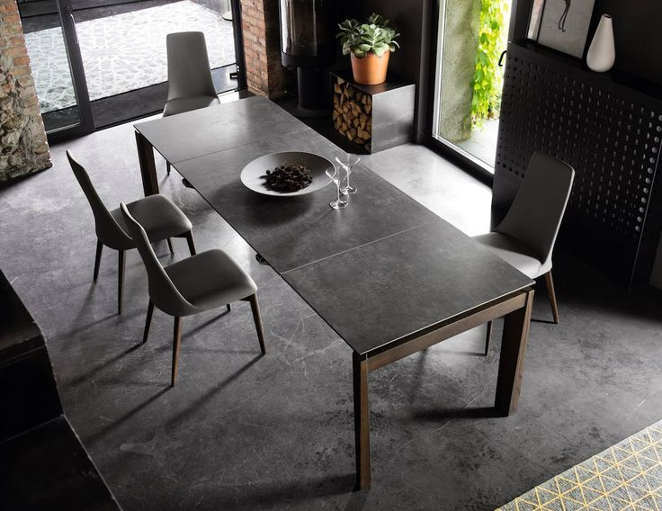 Calligaris | Esteso Extending Dining Table | Available In A Number Of  Finishes.