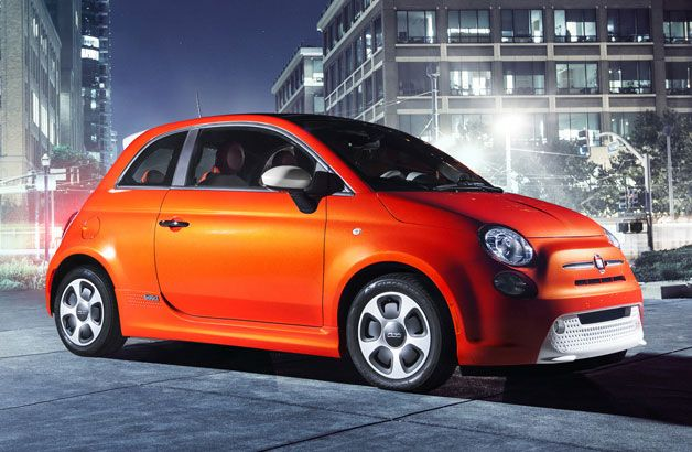 Grand Prize in the Jonesin' for a Fiat 500e includes a Fiat 500e for California residents (and a Fiat 500 for non-California residents)
