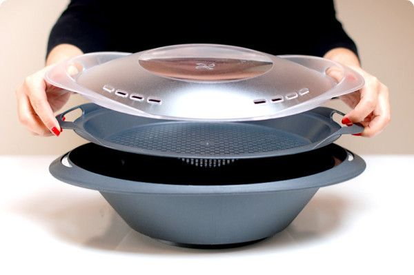 Usos del Varoma de tu Thermomix | Velocidad Cuchara ♡ Teresa Restegui http://www.pinterest.com/teretegui/ ♡