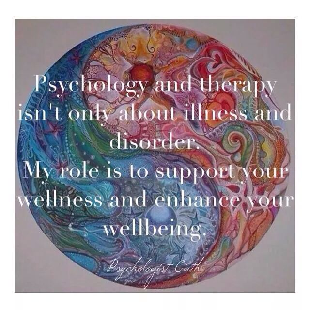 Psychology. Therapy. Support. Stop Stigma
