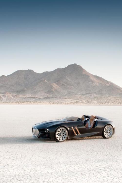 nonconcept:  BMW 328 Hommage concept car.