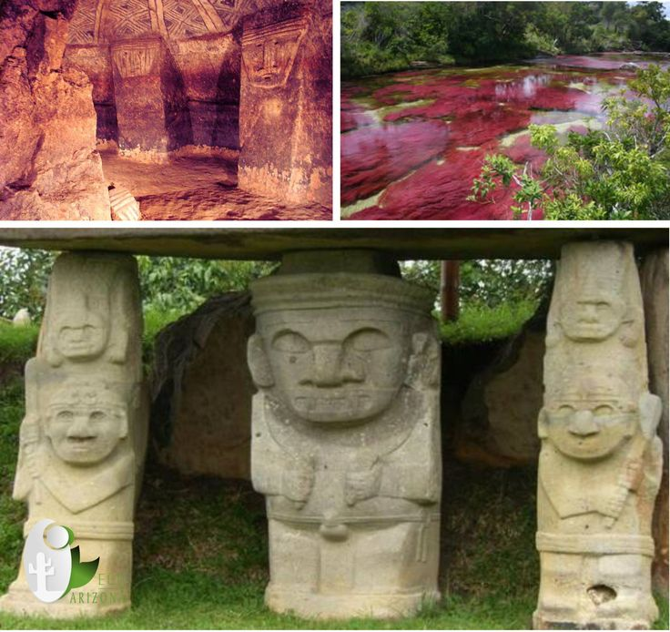 Al visitar yacimientos arqueológicos en el país es posible aprender sobre civilizaciones indígenas que habitaban nuestro territorio antes de la llegada de los conquistadores españoles. http://www.hotelarizonasuites.com/patrimonio-cultural-colombia/