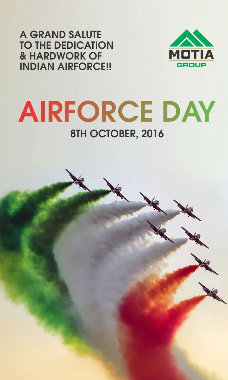 A Grand salute to the dedication & Hardwork of Indian AirForce!!