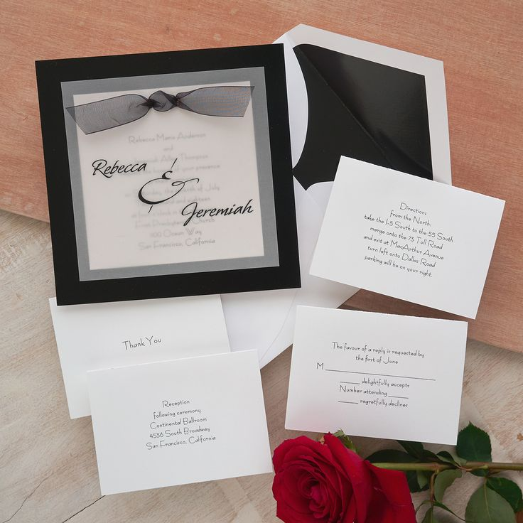 70 best Grey Wedding images – Custom Wedding Invitations Canada