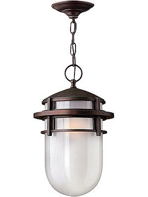 Porch Ceiling Light. Reef Hanging Entry Light With Choice Of Finish