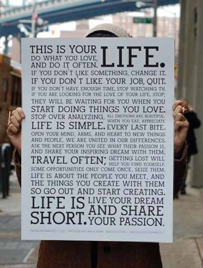 college manifesto dorm poster: Life Quotes, Life Is Shorts, Crossword Puzzles, Dreams, Sotrue, Lifequot, Living Life, So True, Posters