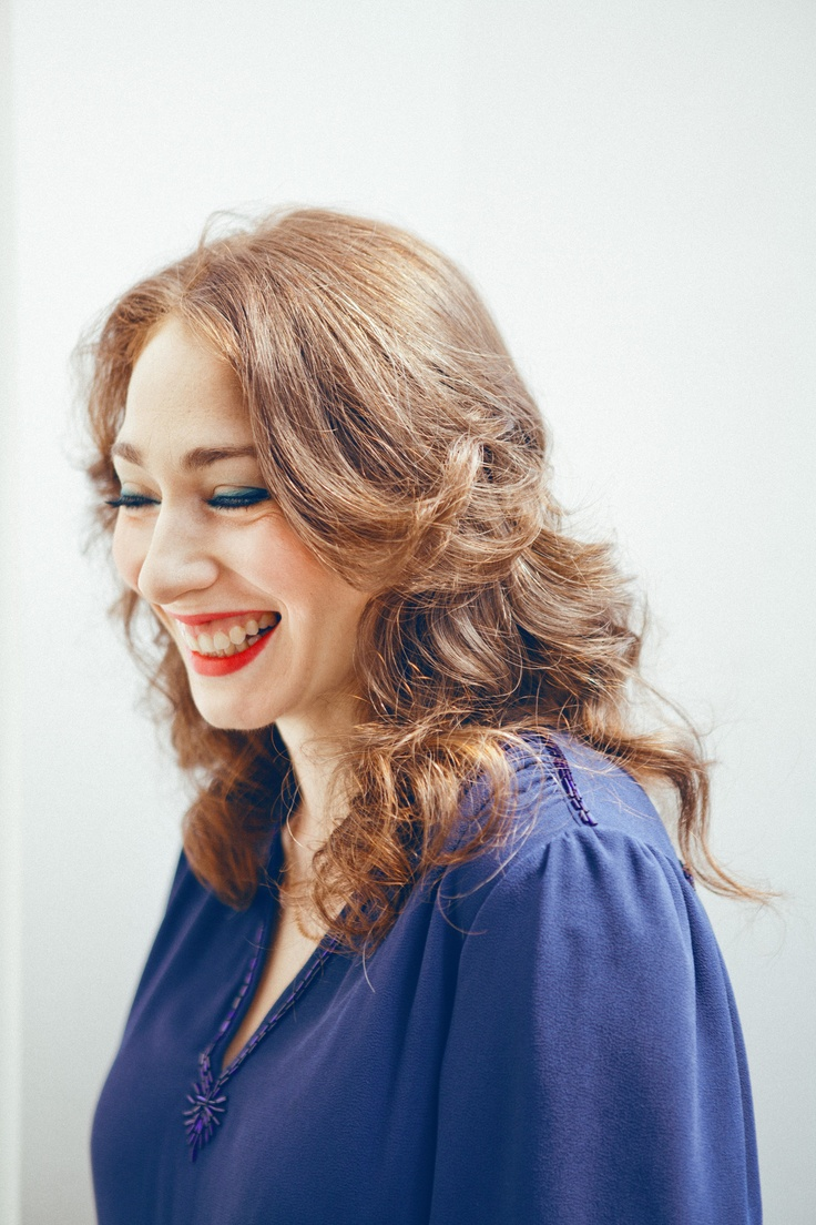 Regina Spektor — I love this woman's smile. :)