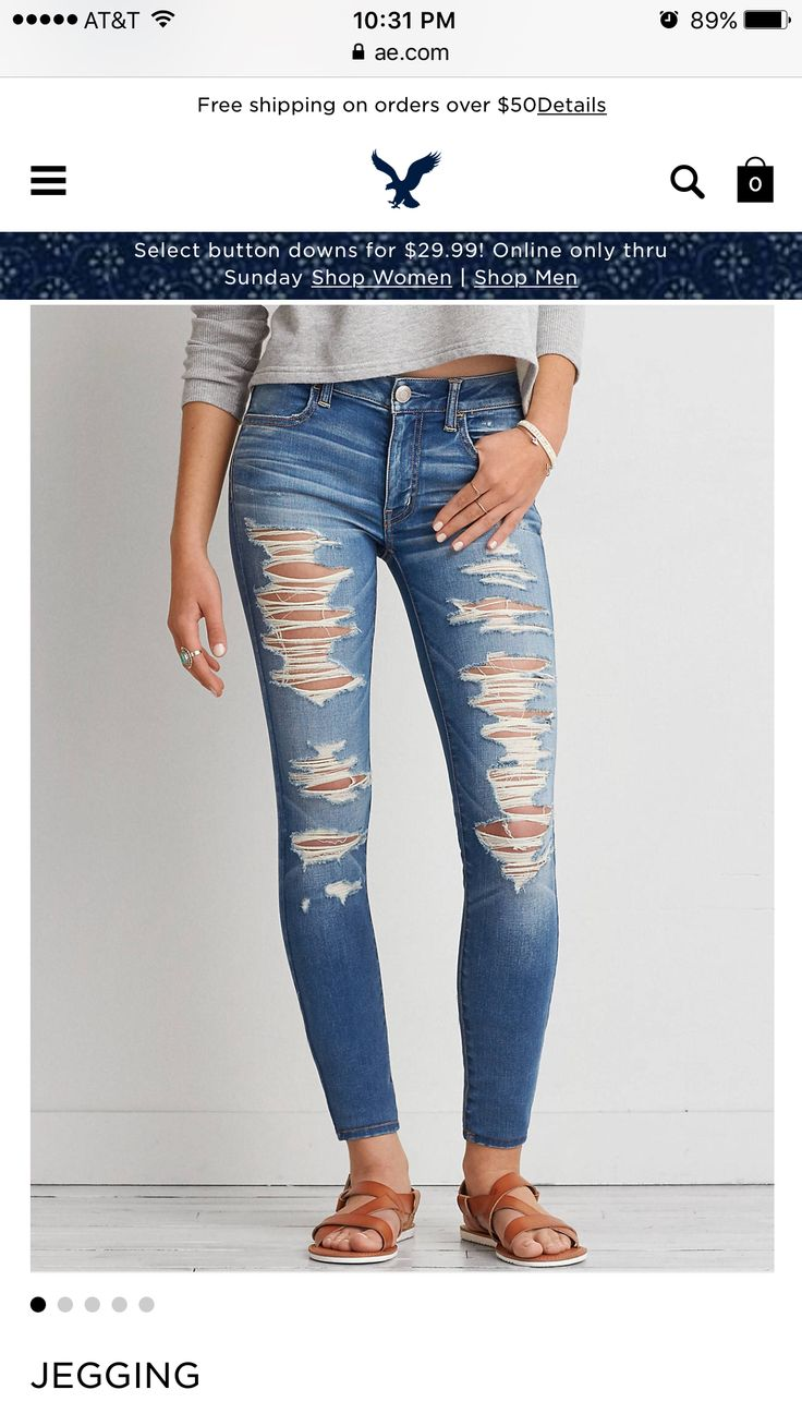 200+ Cute Ripped Jeans Outfits For Winter 2017 - MCO [My Cute Outfits]