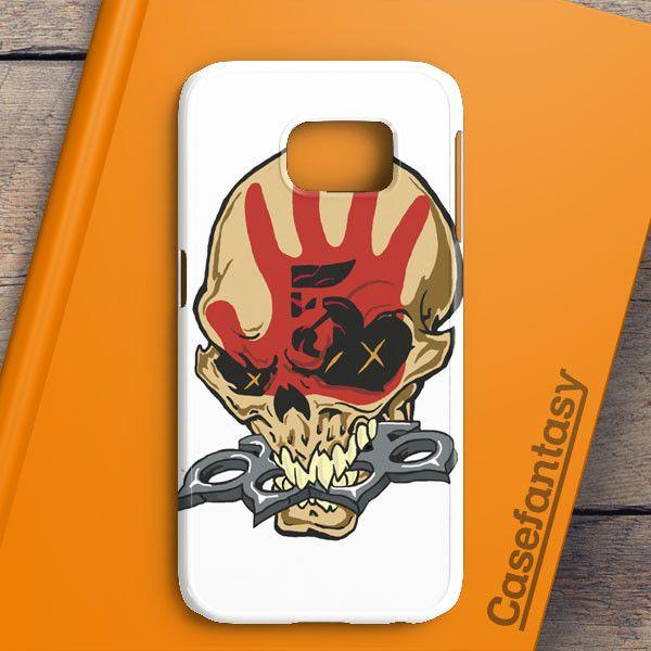 Five Finger Death Punch 5Fdp Metal Band Samsung Galaxy S6 Edge Case | casefantasy