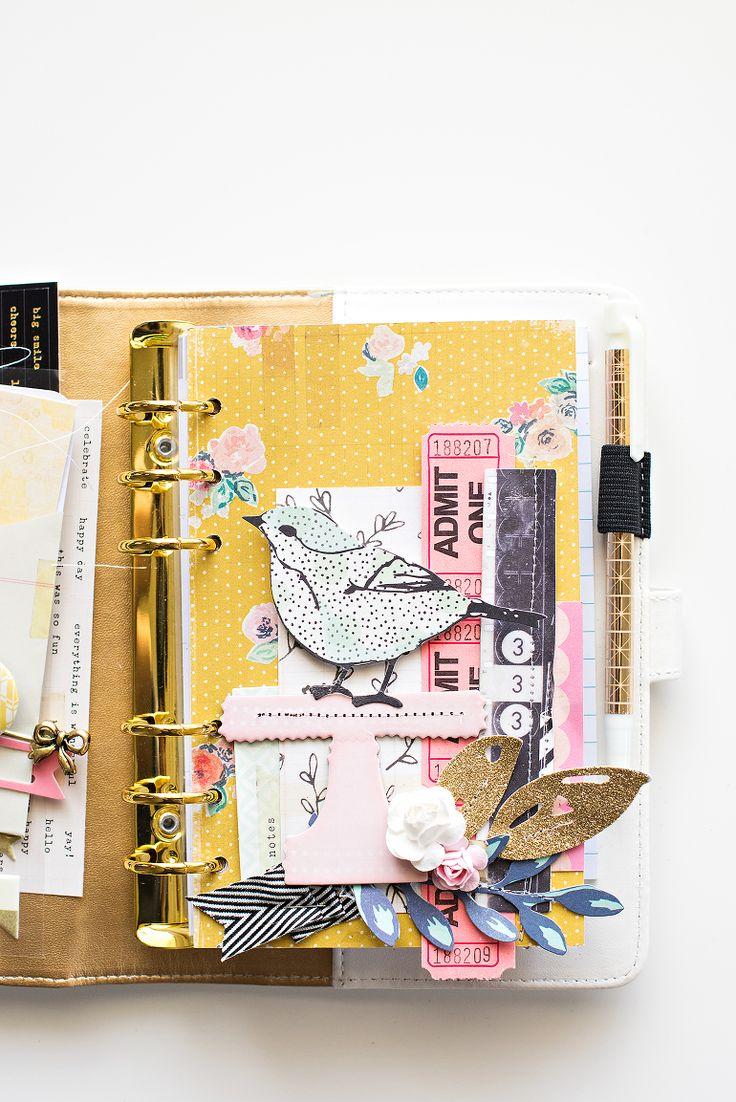 Maggie Holmes August Planner Dashboard & Set Up